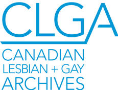 CLGA (Canadian Lesbian and Gay Archives)