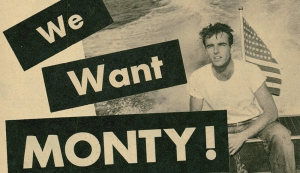 More Play <br> Screening Series: <br> Making Montgomery Clift