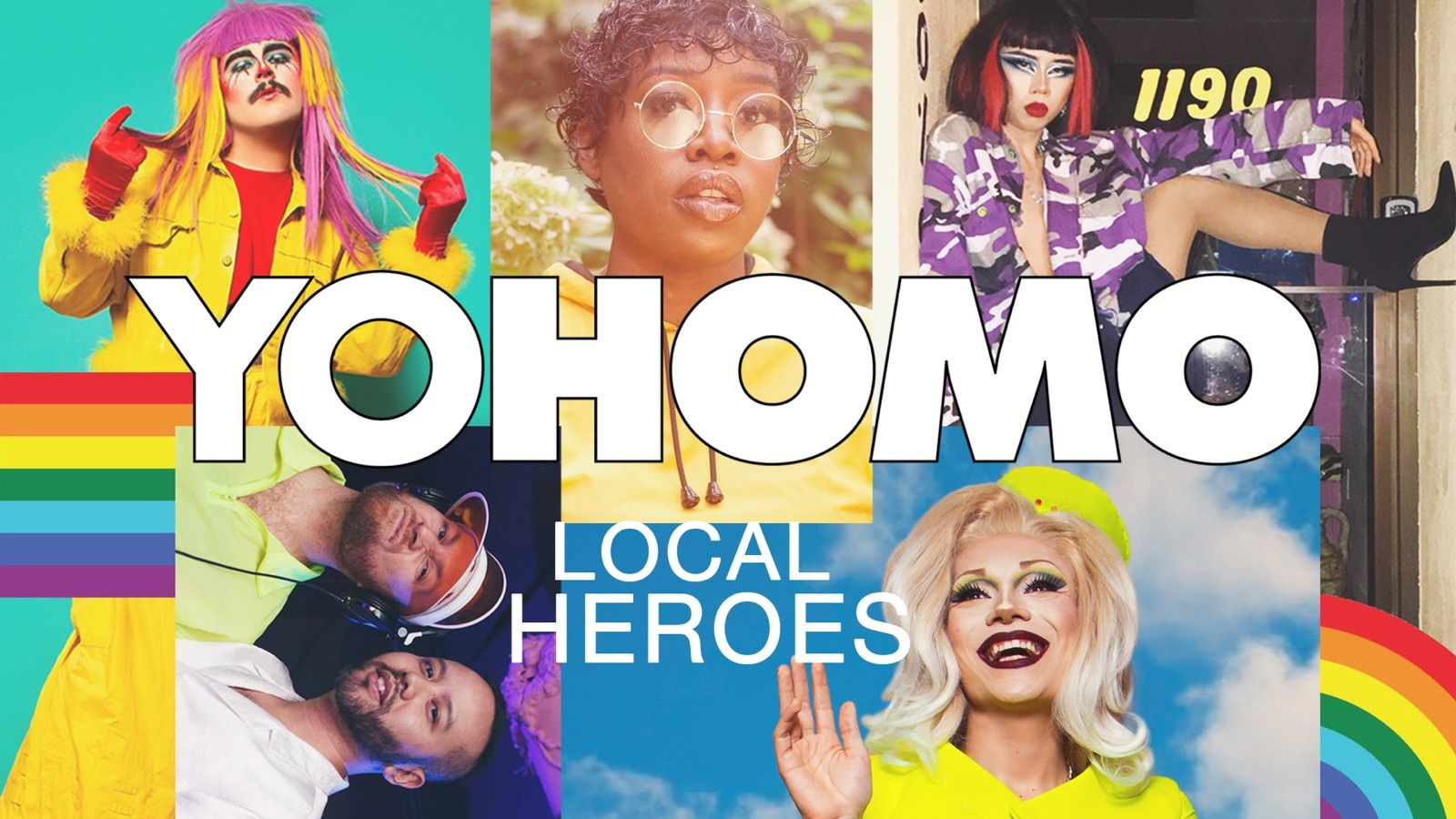 Local Heroes Party