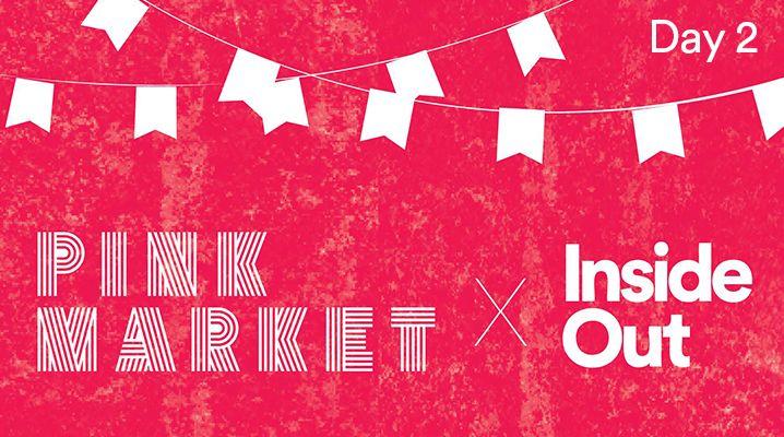 Pink Market Day 2